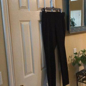 Michael Kors-Black Dress Pants-Size Large
